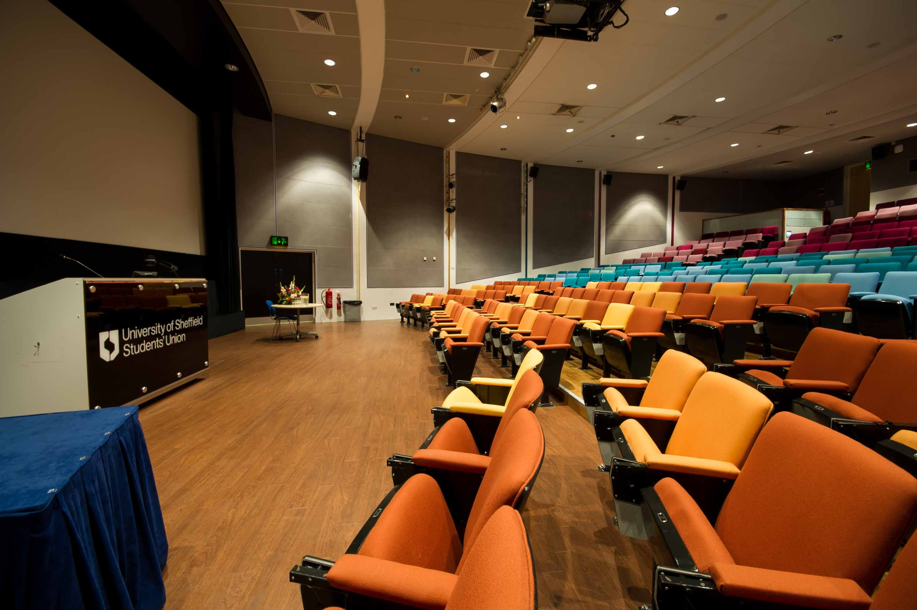 University of Sheffield Conference Venue - withUS