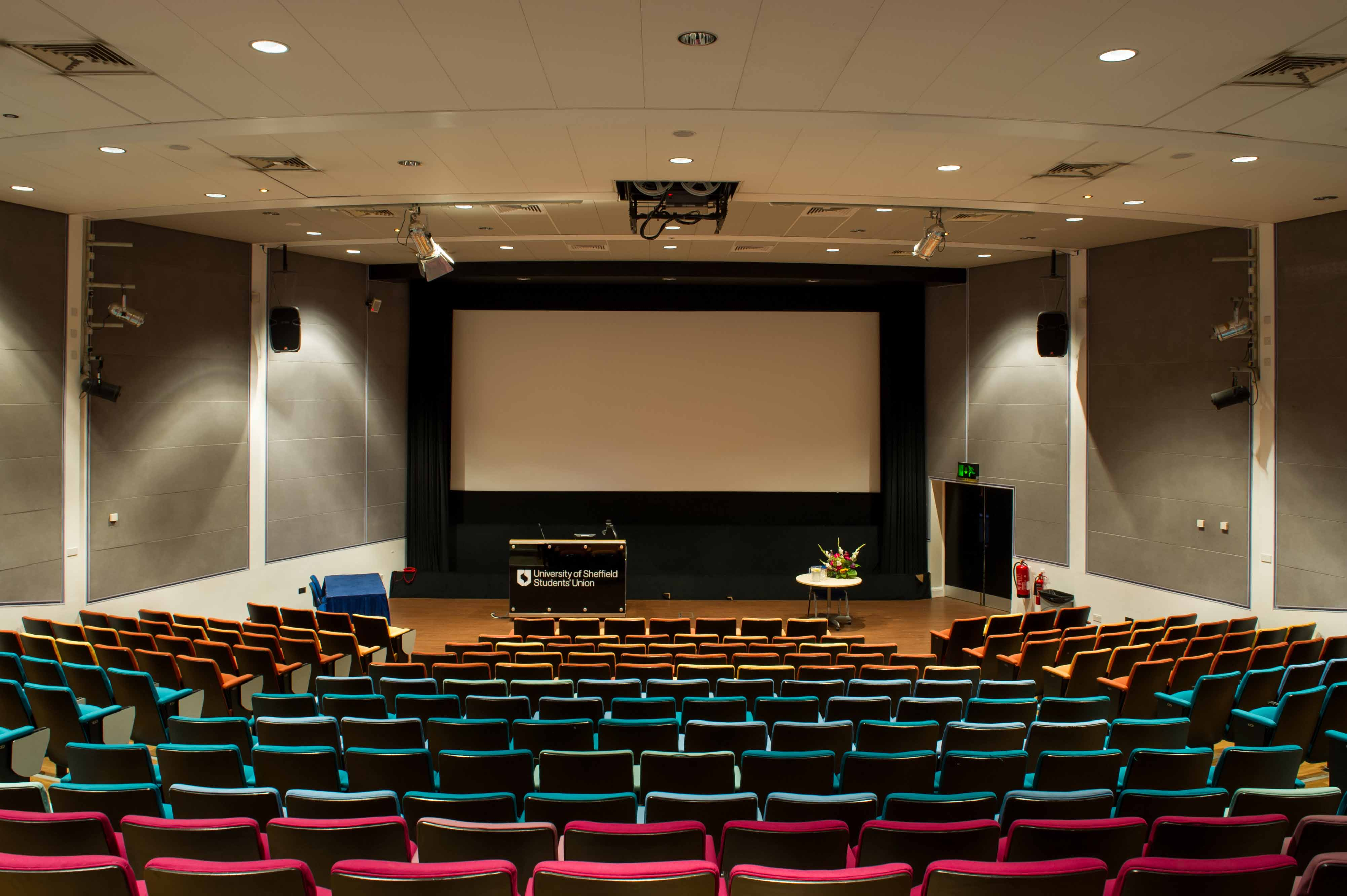 Sheffield Conference Venue - Students' Union withUS