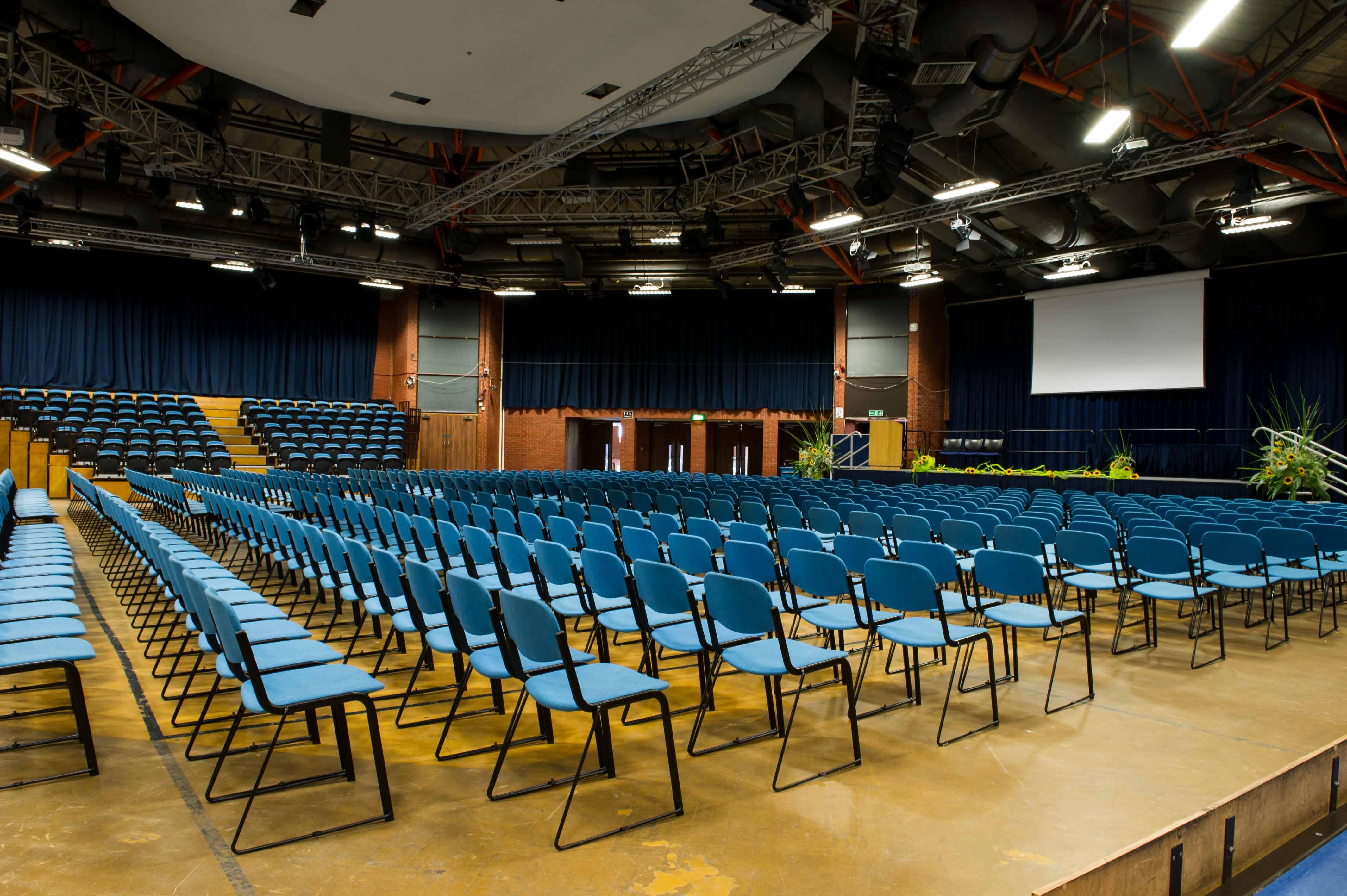 Octagon Centre Sheffield Conference Venue