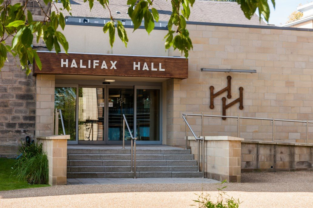 best hotel in Sheffield, Halifax Hall