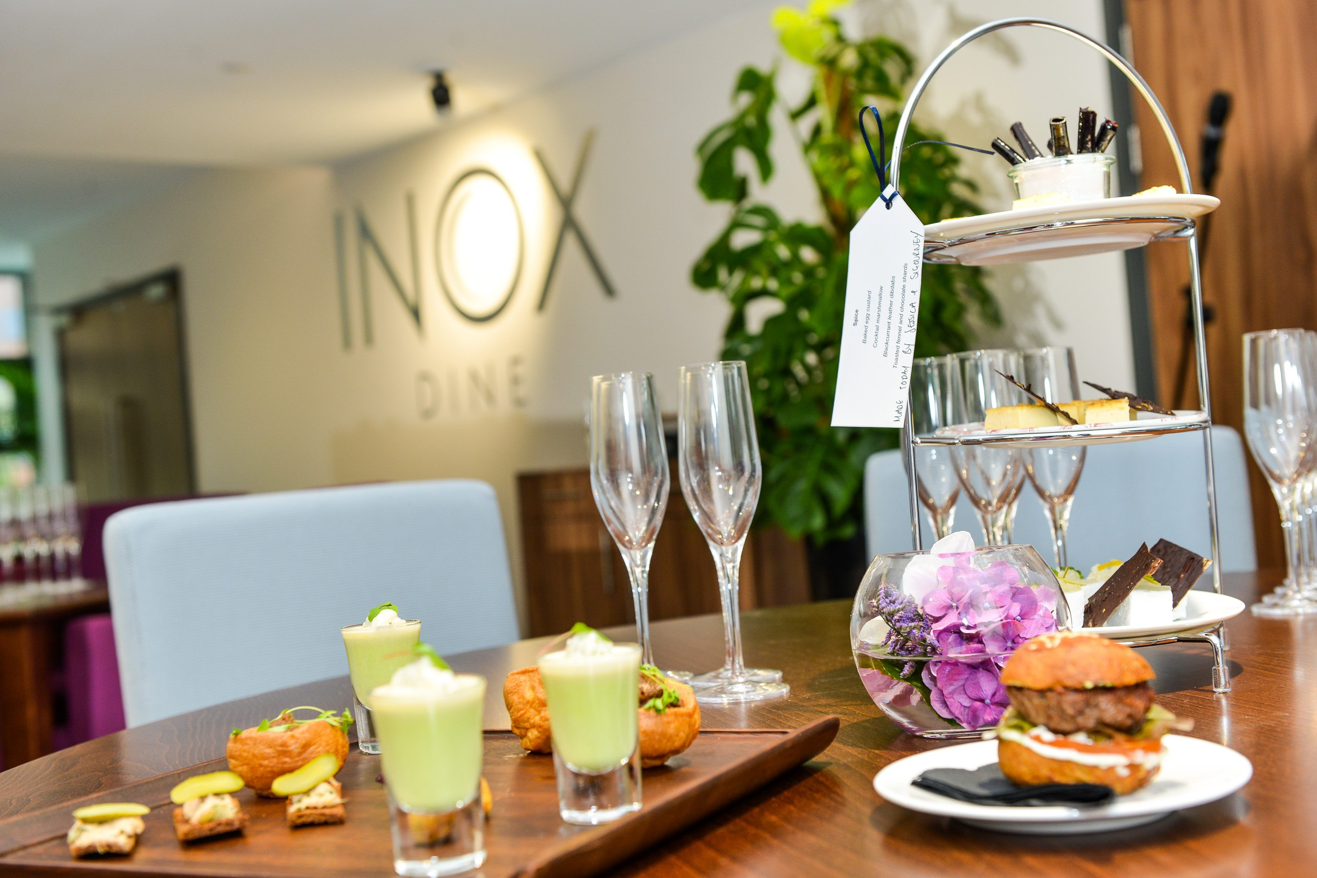 Inox Sheffield Afternoon Tea & Catered Events