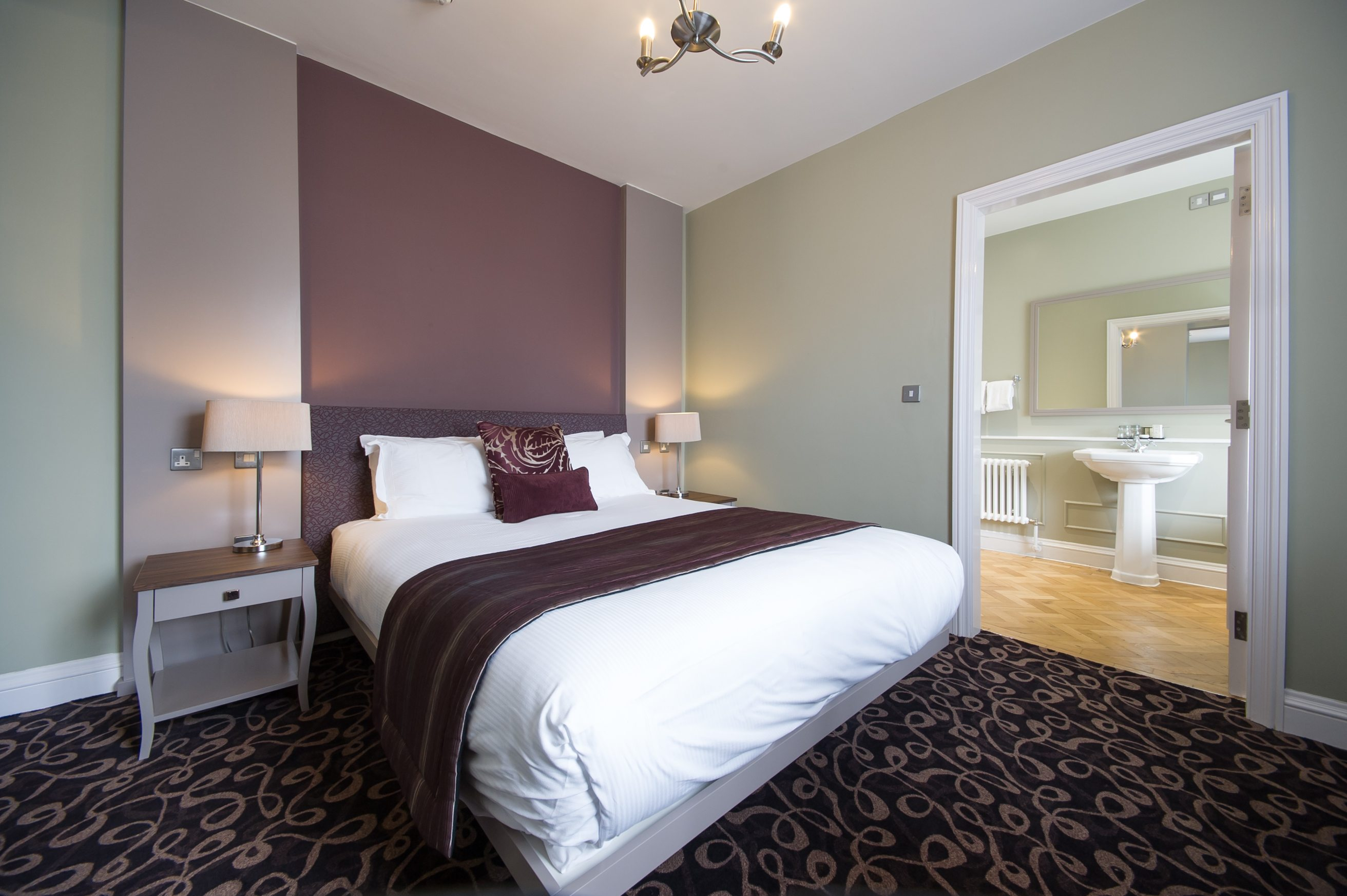 Halifax Hall boutique hotel in Sheffield