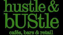 hustle & bUStle logo