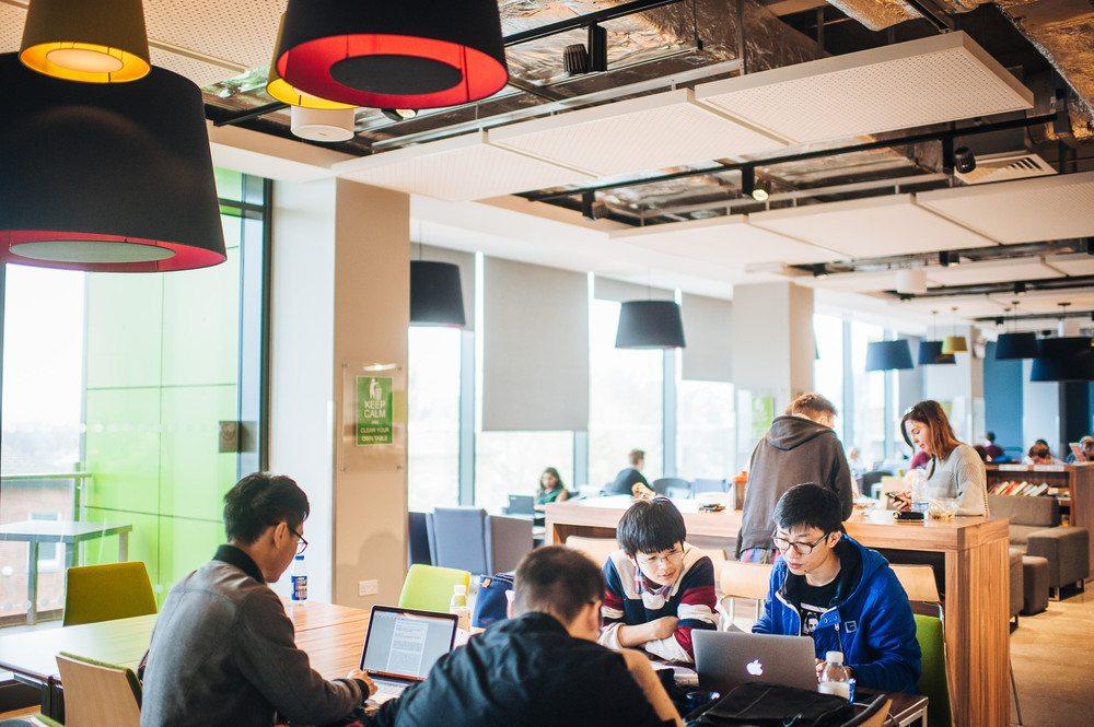Sheffield University Cafes & Restaurants