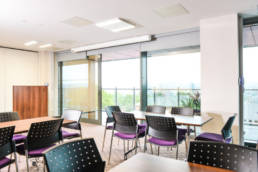 Inox Conference Room with balcony