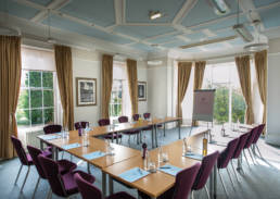 Halifax Hall Ennis Room Meeting