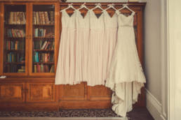Halifax Hall Hotel wedding dress