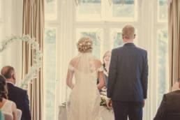 Halifax Hall Hotel wedding ceremony