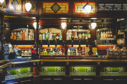 University Arms traditional bar