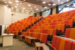 The Diamond conference theatre room