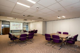 Inox conference and meeting rooms