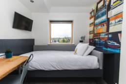 Jonas Hotel Sheffield bedroom