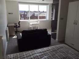 Studio 300 accommodation