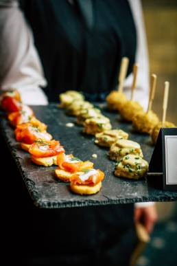 Event Dinner Canapes